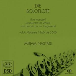 Die Soloflöte – vol. 5: Moderne 1960 bis 2000